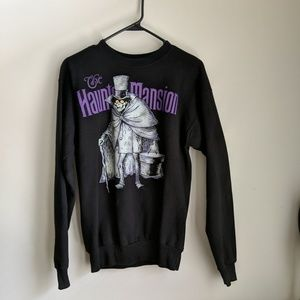 The Haunted Mansion Sweater